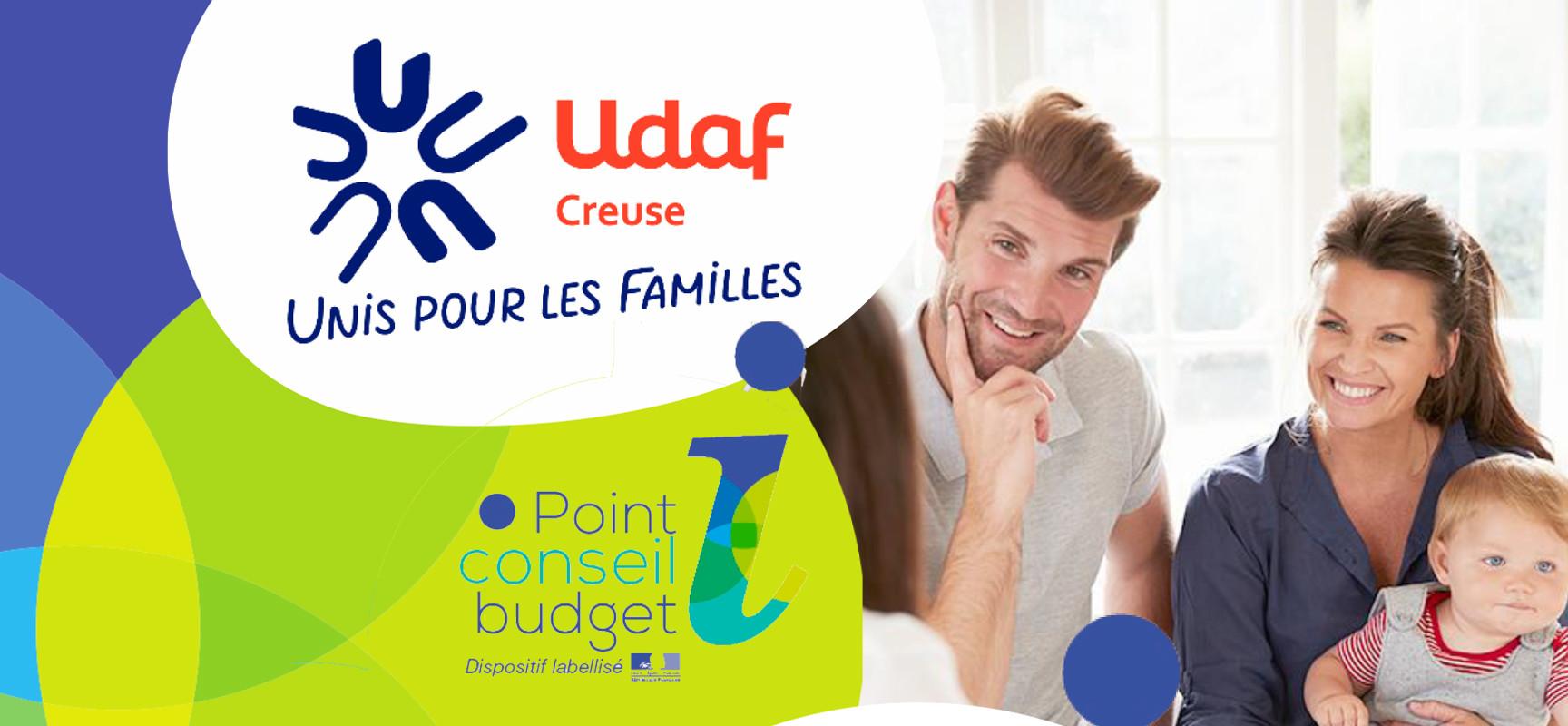 Point conseil budget : nouveau service de l'Udaf de Creuse – Mars 2021 -
