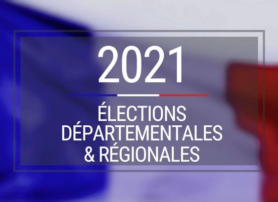 Élections régionales et départementales 2021 (ex-cantonales)