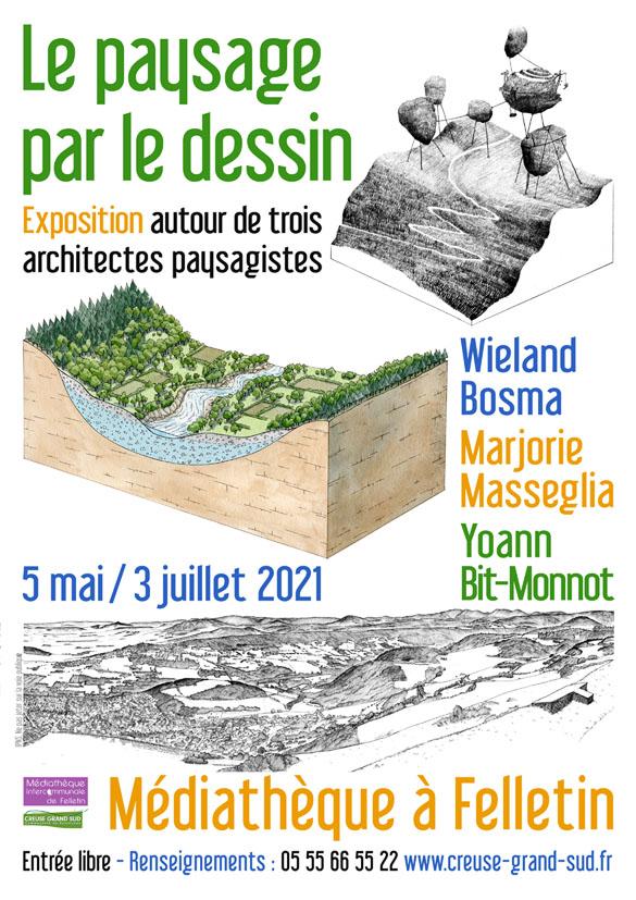 Affiche paysagistes MAI-JUIN 21