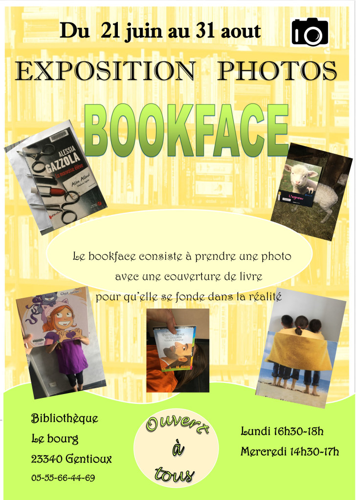 AFFICHE BOOKFACEexpo