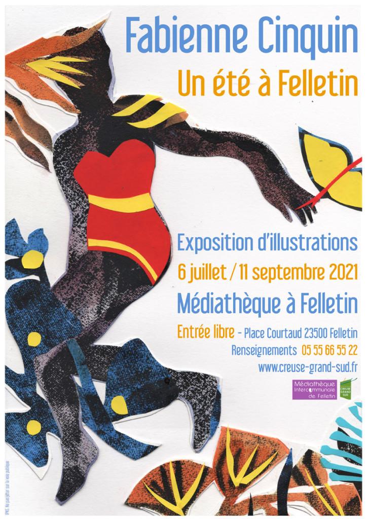 Affiche expo Fabienne Cinquin Bass Def