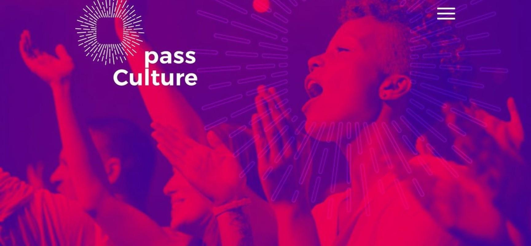 Le pass Culture pour les jeunes de 18 ans