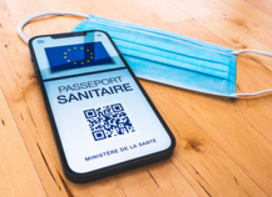 Pass sanitaire – 20 juillet 2021