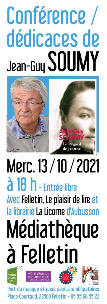Conférence JG SOUMY OCT 21